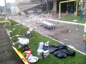 Fábrica toda tremeu', diz funcionário após explosão em cervejaria em SP